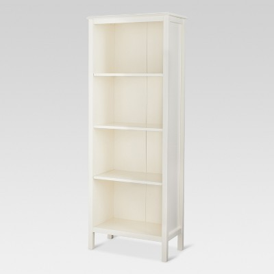 Windham 4-Shelf bookcase - Shell - Threshold™