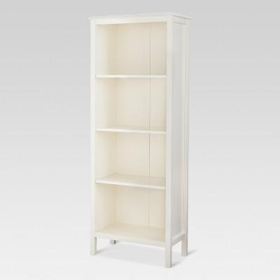 60  Windham 4-Shelf bookcase - Shell - Threshold™