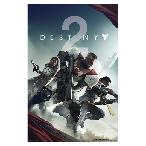 Destiny Taken King Cover Poster 34x22 - Trends International - image 1 of 2