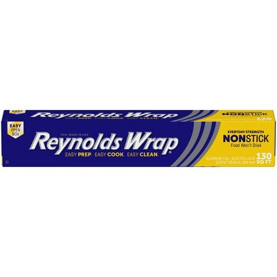 Reynolds Wrap Non-Stick Aluminum Foil - 130 sq ft