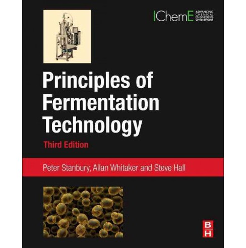Principles of Fermentation Technology (Paperback) (Peter F Stanbury) - image 1 of 1