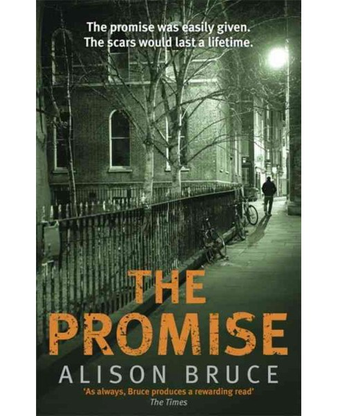Promise (Reprint) (Paperback) (Alison Bruce) - image 1 of 1