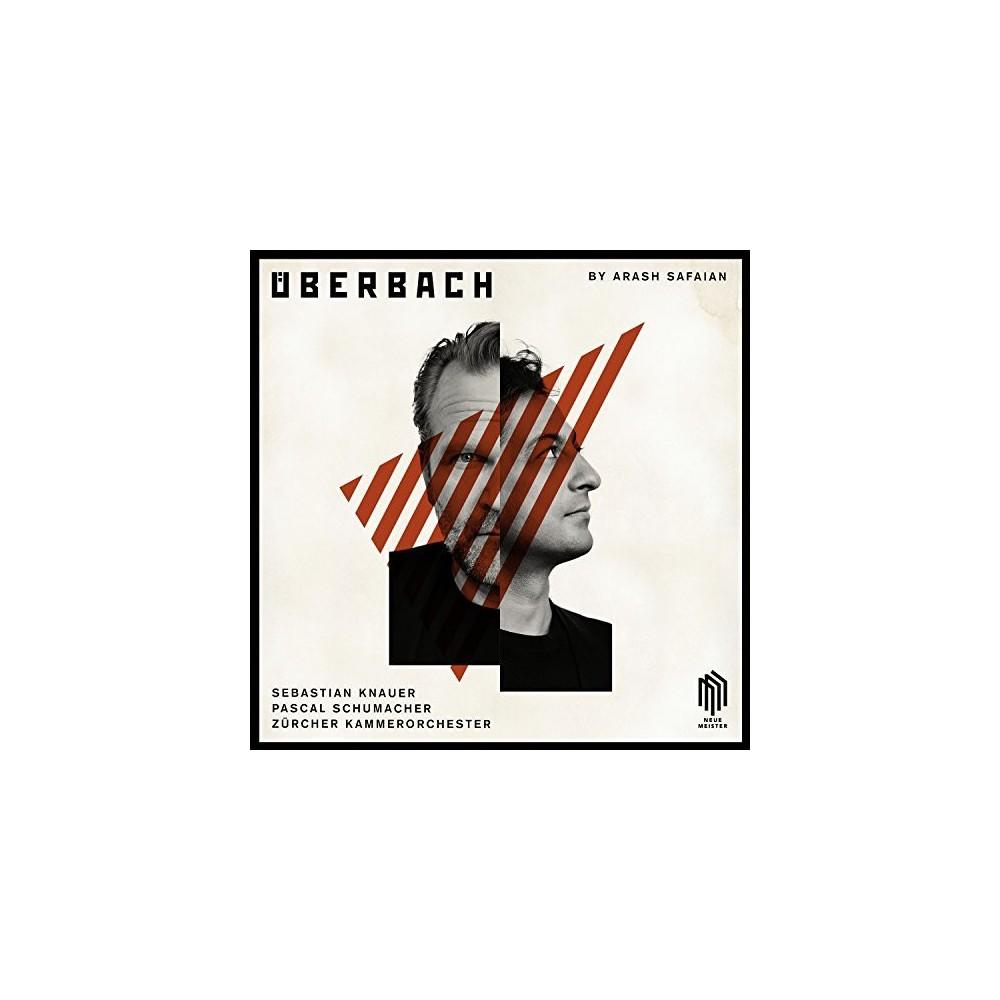 Zurcher Kammerorches - Safaian:Uberbach (Vinyl)