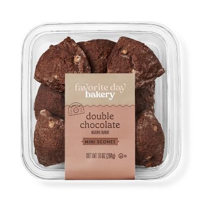 Double Chocolate Mini Scones - Favorite Day™