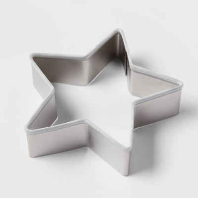 Stainless Steel Star Cookie Cutter - Threshold™