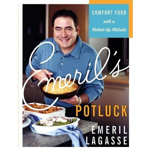 Emeril's Potluck - by  Emeril Lagasse (Hardcover) - image 1 of 1