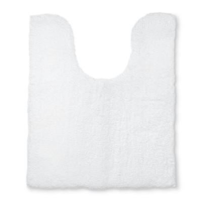 Tufted Spa Contour Bath Rug White - Fieldcrest®
