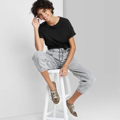 Short Sleeve Oversized T-Shirt - Wild Fable™