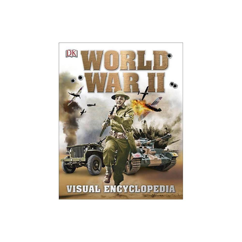 World War Ii Visual Encyclopedia Hardcover