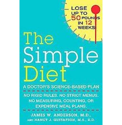 The Simple Diet (Paperback) - image 1 of 1