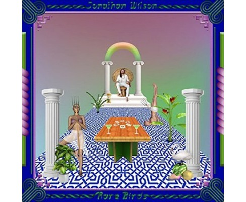 Jonathan Wilson - Rare Birds (CD) - image 1 of 1