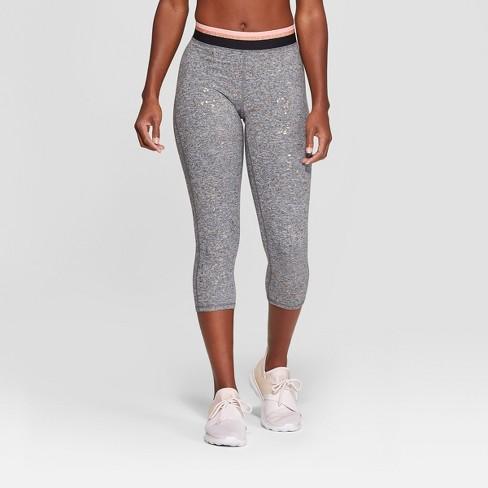 2c901534b116 Women s Everyday Mid-Rise Capri Leggings - C9...   Target