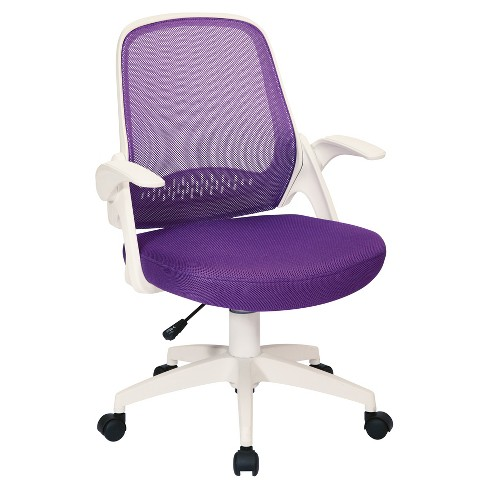 be516c33ba Jackson Office Chair Purple - AVE-SIX®   Target