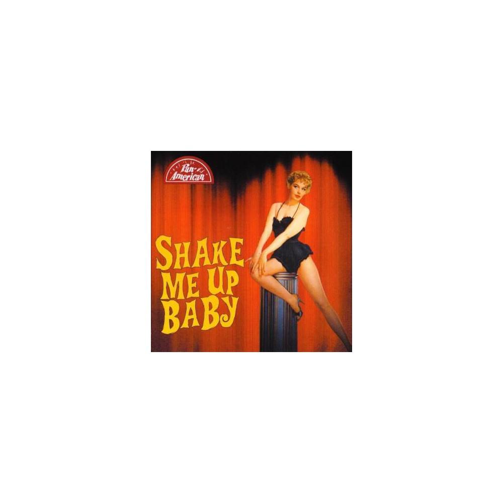 Various - Shake Me Up Baby (CD)