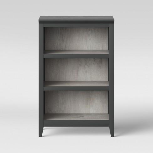 """48"""" Carson 3 Shelf Bookcase - Threshold™ - image 1 of 4"""