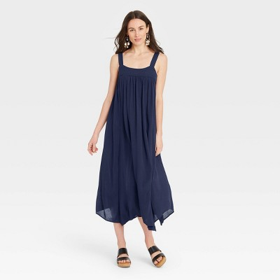 Women's Striped Sleeveless Dress - Knox Rose™