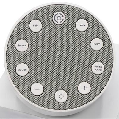 SHARPER IMAGE Sleep Therapy White Noise Machine