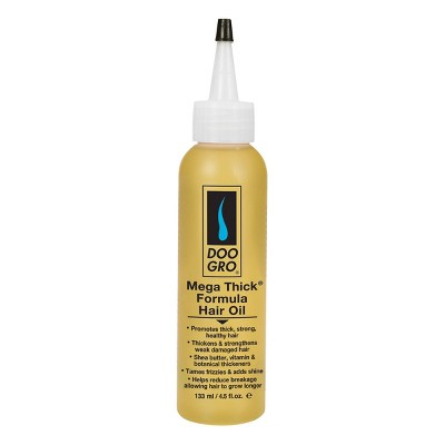 Doo Gro Mega Thick Hair Oil - 4.5 fl oz