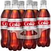 Diet Coke - 6pk/16.9 fl oz Bottles - image 2 of 4