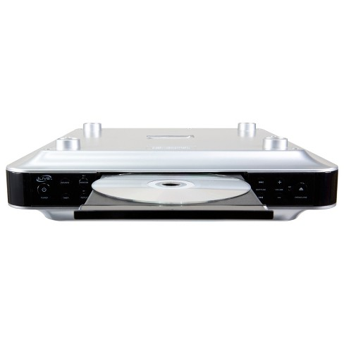 ilive bluetooth under cabinet music system with cd player