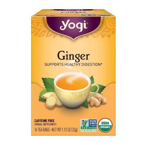 Yogi Tea - Ginger Tea - 16ct - image 1 of 4