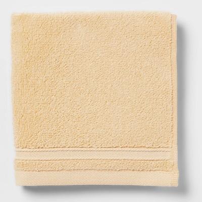 Performance Washcloth Yellow - Threshold™