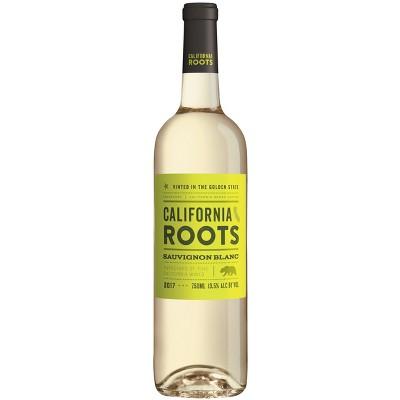 Sauvignon Blanc White Wine - 750ml Bottle - California Roots™