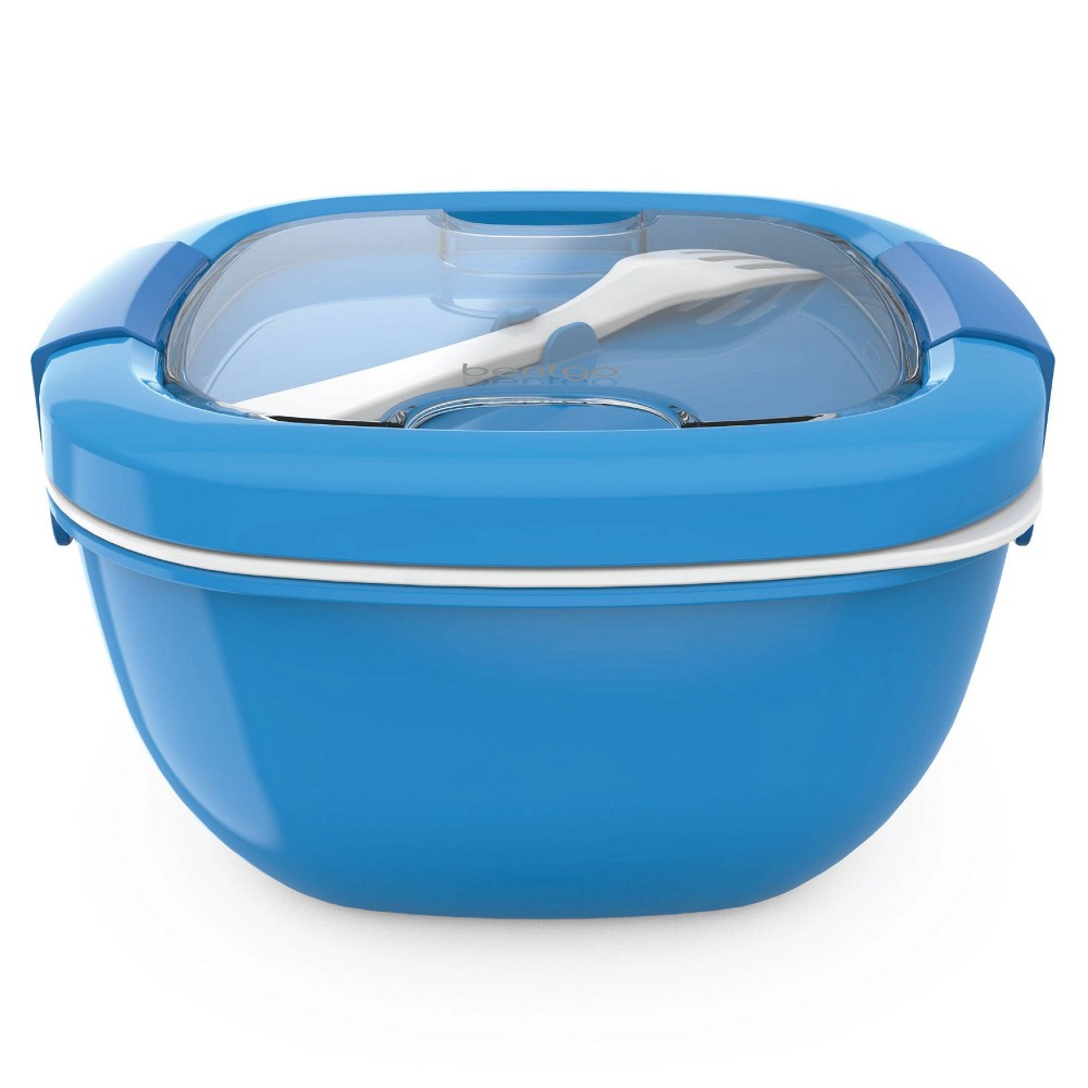 Image of Bentgo Salad Container - Blue