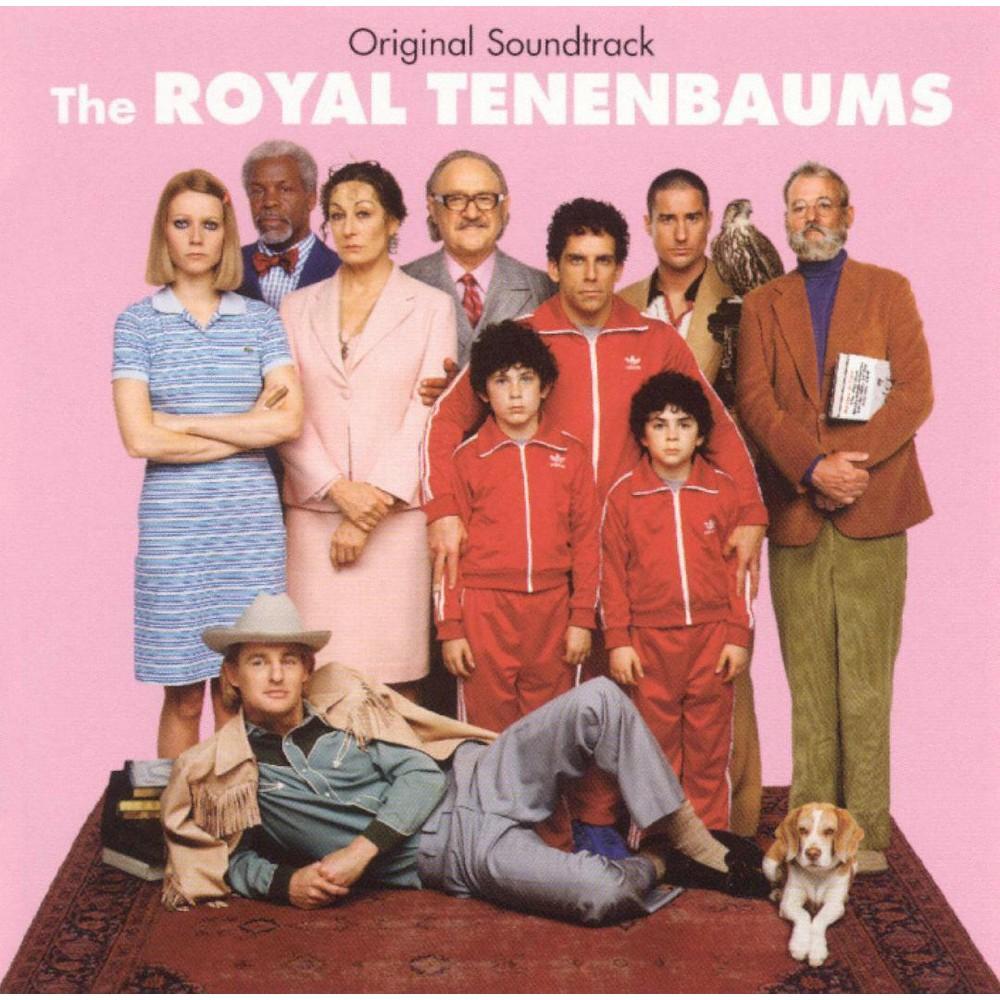 Various - Royal Tenenbaums (Ost) (CD)