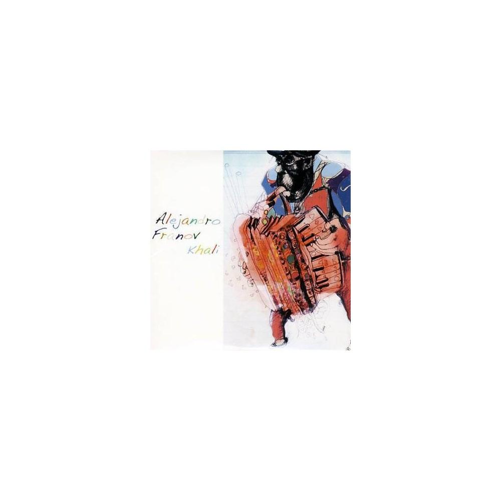 Alejandro Franov - Khali (CD)