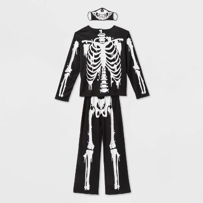 Kids' Adaptive Skeleton Halloween Costume - Hyde & EEK! Boutique™