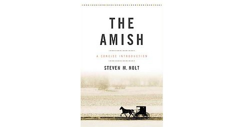 Amish : A Concise Introduction (Paperback) (Steven M. Nolt) - image 1 of 1