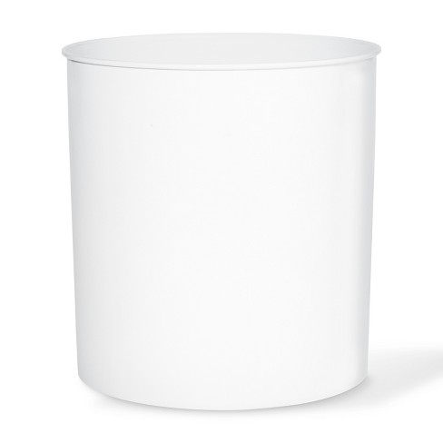 Solid Bathroom Wastebasket Can - Threshold™ - image 1 of 1