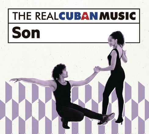 Various - Real Cuban Music:Son (CD) - image 1 of 1