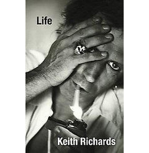 Life (Hardcover) by Keith Richards - image 1 of 1
