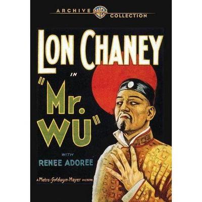 Mr. Wu (DVD)(2011)