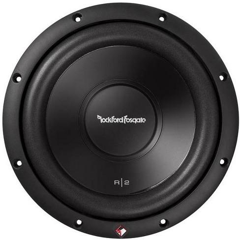 Rockford Fosgate R2d4 10 10 500w Prime Dual Car Audio Power Subwoofer Sub Target