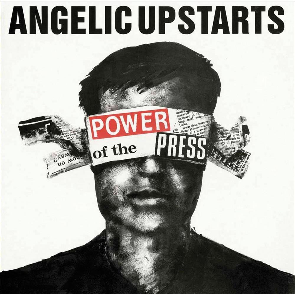 Angelic Upstarts - Power Of The Press (CD)