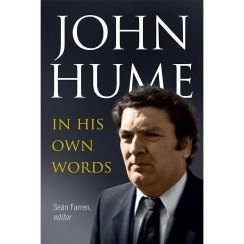 John Hume - (Hardcover) - image 1 of 1