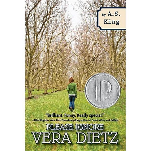 Please Ignore Vera Dietz - by  A S King (Paperback) - image 1 of 1