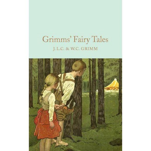 Grimms' Fairy Tales - by  Brothers Grimm (Hardcover) - image 1 of 1