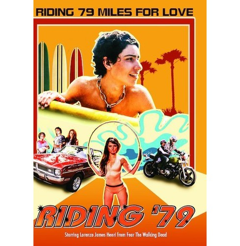 Riding 79 (DVD) - image 1 of 1