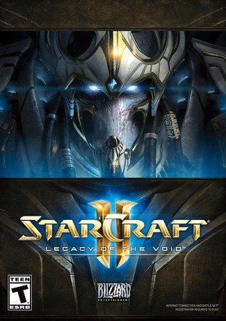 Starcraft II: Legacy of the Void PC Game