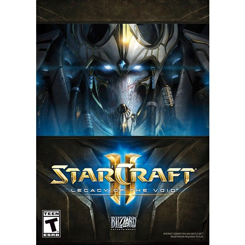 Starcraft II: Legacy of the Void PC Game - image 1 of 2