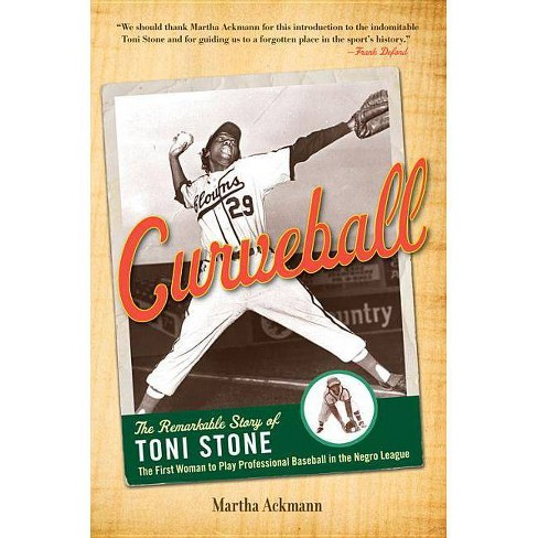 Curveball - by  Martha Ackmann (Paperback) - image 1 of 1