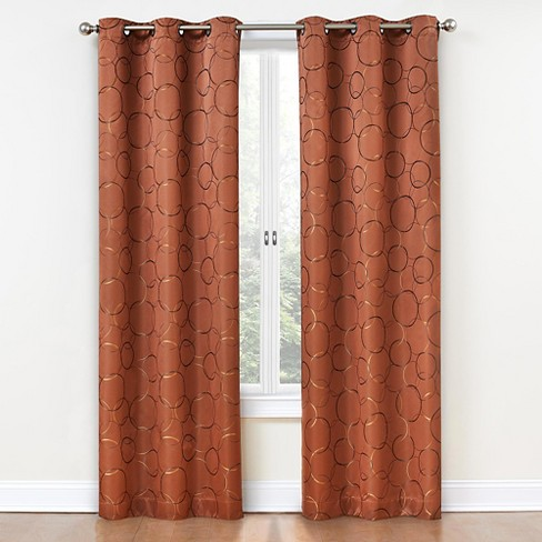 Eclipse Thermaback Meridian Blackout Window Curtain Panel - image 1 of 2
