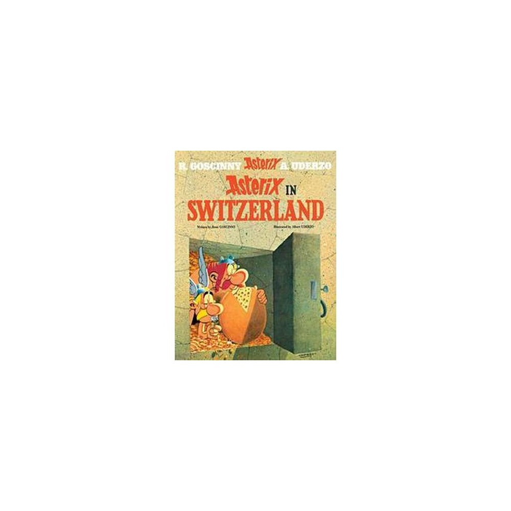 Asterix in Switzerland (Paperback) (Rene Goscinny)
