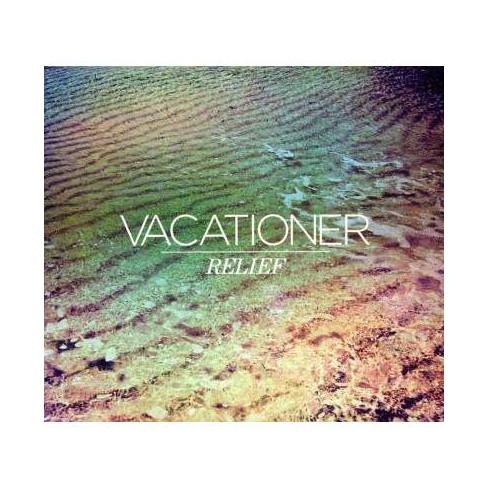 VacationerVacationer - Reliefrelief (CD) - image 1 of 1