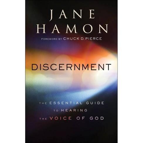 Discernment - by  Jane Hamon (Paperback) - image 1 of 1