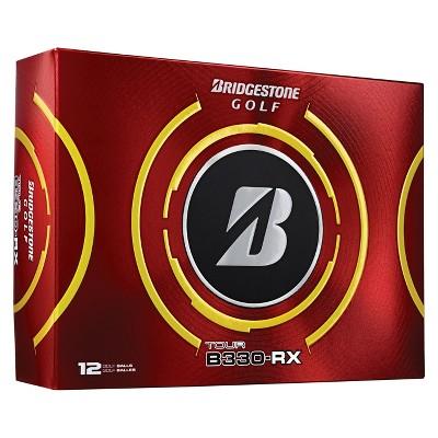 Bridgestone® Golf B330 Rx Golf Balls 12pk   White by White